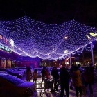 6W 100-LED Decoration Waterproof RGB LED String Light (9.2m / 220V)
