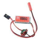 HJ Anti-interference UBEC Switch Power Supply Voltage Stabilizer - Red