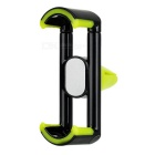 Universal Car Air Vent / Mount Holder for IPHONE / Sony / Android Phones - Black + Green