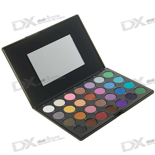 Maycheer Cosmetic 28-Color Eye Shadow Kit - Soft Effect