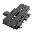MH631 Quick Release System w/ MH611 Slide Plate - Black