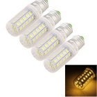 YouOKLight E27 7W LED Corn Light Bulb Lamps Warm White 3000K 680lm 36-SMD 5730 (110V / 4PCS )