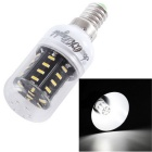 YouOKLight YK1179 E14 5W 36-SMD 4014 500lm Cold White Light Bulbs