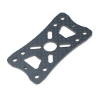 HJ Motor Mount Holder w/16/22/25mmmm Tube Clamp for R/C plane - Black