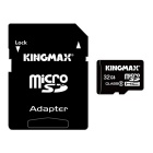 Kingmax Micro SD Class 6 32GB TF Card SDHC Memory Card (2 PCS)