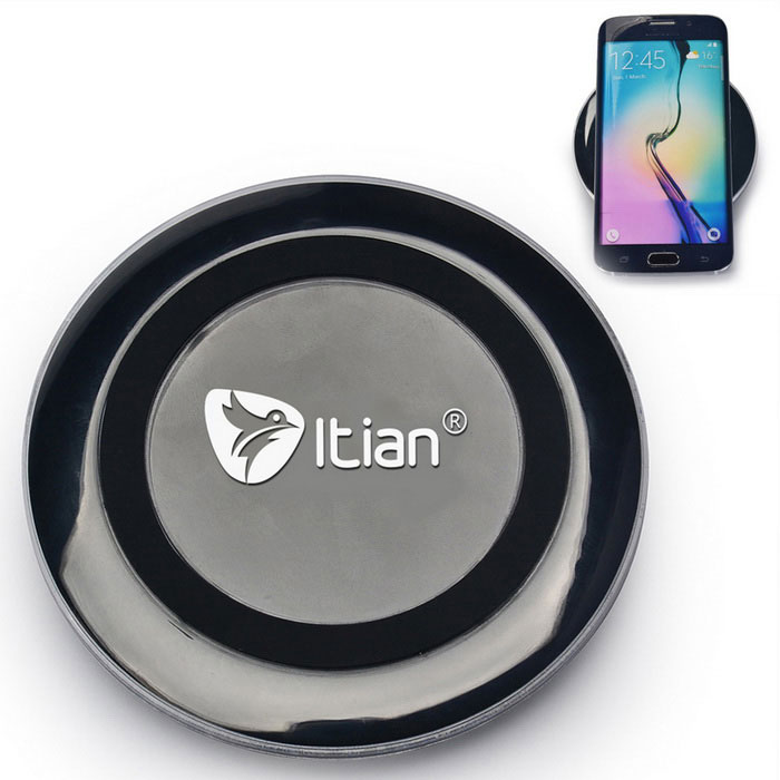 Itian A1-Qi Standard-Mobile Wireless Power Charger
