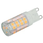 G9 5W LED Corn LED Bulb Warm White Light 450lm 3000K 51-SMD 2835