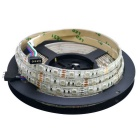 JIAWEN Waterproof 35W 300-SMD RGB LED Light Strip w/ Remote (5m)