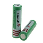 FandyFire 3.7V 18650 2200mAh Battery (2 PCS)