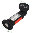 ZHISHUNJIA B75 14-SMD 400lm 2-Mode Neutral White Camping Lamp - Red