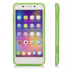 "DOOGEE LEO DG280 Android 5.0 Quad-Core 3G Phone w/ 4.5"" IPS, 8GB ROM, GPS, OTA, 5.0MP - Green"