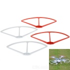 Cwxuan Propeller Blade Protectors Guards Covers Bumpers Set for DJI Phantom 3 - White + Red