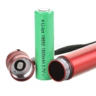 5mW Green Laser Pen w/ Adapters + US Plugss Power Adapter - Deep Red