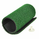 TOURLOGIC Rubber + PVC Golf Turf - Grass Green