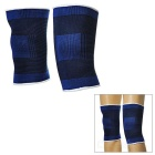 INBIKE Cycling Protective Polyester Warm Kneecaps - Blue (Pair)