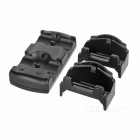 3-In-1 Universal 5V Charging Dock Set for PS4 / PS3 / PS3 Move - Black
