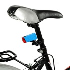 Leadbike Red Light LED 2-Mode Bicycle Warning Tail Lamp - Blue