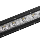 60W Spot 12-LED 5100lm Worklight Bar Driving Off-road Jeep 4WD Lamp