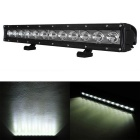 60W Spot 12-LED 5100lm Worklight Bar Driving Off-road Jeep 4WD Lamp (10~30V)