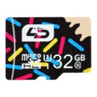 L.Data LD C10 80M/s Super High Speed Micro SD Card (32GB UHS-I)