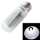 YouOKLight E27 9W LED Mais-Birnen-Lampen-weißes Licht 6000K 900lm 84-SMD 2835 - White (AC 85 ~ 265V)