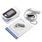 Finger Pulse Oximeter - Purple