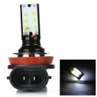 9006 2W 12-LED Car Lamp Cool White 10762K 129lm (DC 12V)