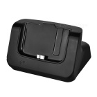 Cellphone / Battery Charging Dock Station for Samsung Galaxy S5 - Black