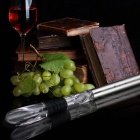 Stainless Steel Fast Frozen Portable Wine Cooling Stick - Silver