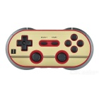 8Bitdo FC30 PRO Wireless Bluetooth Controller Gamepad for IOS & Android & PC - Golden + Black