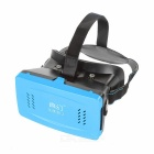 "RITECH II Virtual Reality 3D Glasses w/ Suction Disk for 3.5~6.0"" Smart Phones - Blue"