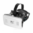 "RITECH II Virtual Reality 3D Glasses w/ Suction Disk for 3.5~6.0"" Smart Phones - White"