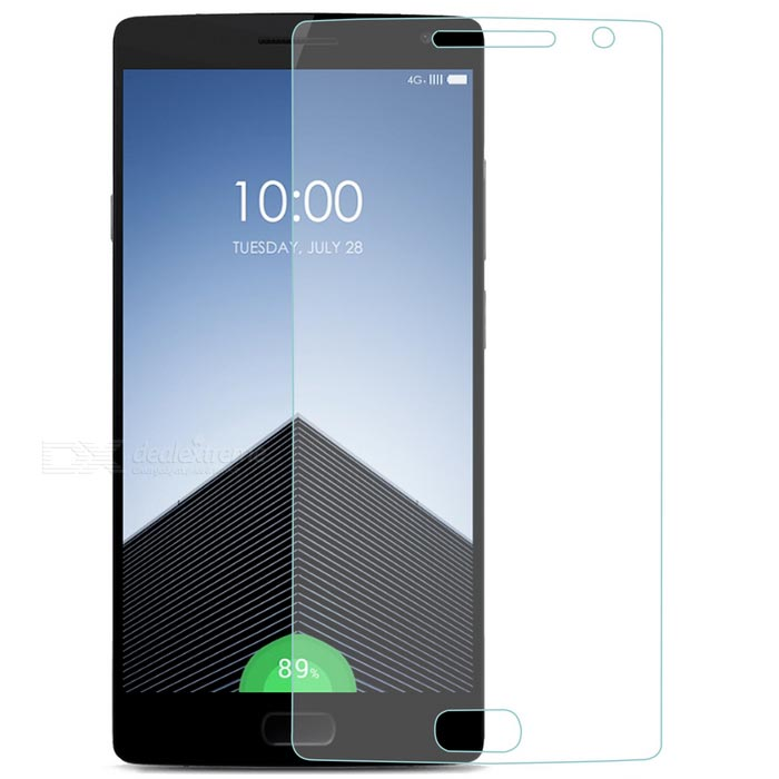 Protective Tempered Glass Screen Protector OnePlus Two - Transparent