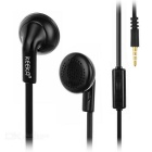 KEEKA 3.5mm Wired Earbud Earphones for IPHONE / Samsung / HTC / Nokia + More - Black
