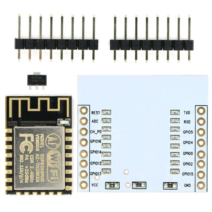ESP-12-F ESP8266 Serial Wi-Fi Wireless Transceiver Module
