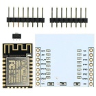 ESP-12-F ESP8266 Serial Wi-Fi Wireless Transceiver Module w/ PCB Antenna, Adapter Board