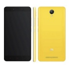 Xiaomi Redmi Note2 Android 5.0 4G Phone w/ 2GB RAM, 16GB ROM - Yellow