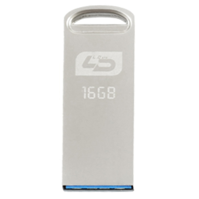 L.data LD 50MB / s unidad flash USB 3.0 - plata (16 GB)