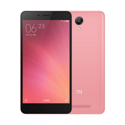 Xiaomi Redmi Note2 Android 5.0 4G Phone w/ 2GB RAM, 16GB ROM - Pink