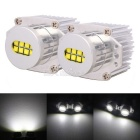 MZ 64W Angel Eyes DRL Daytime Running / Marker / Headlight White 6500K 2200lm for BMW E90 / E91
