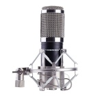 YOGMEDI U55 Large Diaphragm High Range Capacitance Microphone - Black