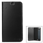 UMI Flip-Open PU Leather Protective Case for UMI IRON - Black