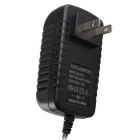 AC to DC 12V Car Cigarette Lighter Power Adapter (110~240V / US Plugs)