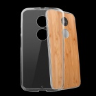 Ultra-Thin TPU Back Case for Motorola MOTO X2 / MOTO X+1 - Transparent