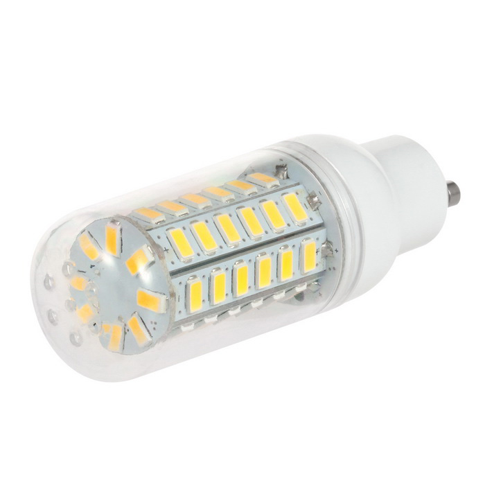 GU10 5W LED Corn Lamp Warm White Light 700lm 3500K 56-SMD (220~240V)