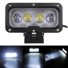 40W 3400lm 6000K 4-LED White Spot Beam Working Light for Car Light Working