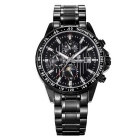 BESTDON 7108G Men's Sport StainlessSteel Band Luminous Pointer Auto-Mechanical Watch w/ Calendar