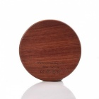 Cwxuan Universal Qi Wireless Charger - Wood Color