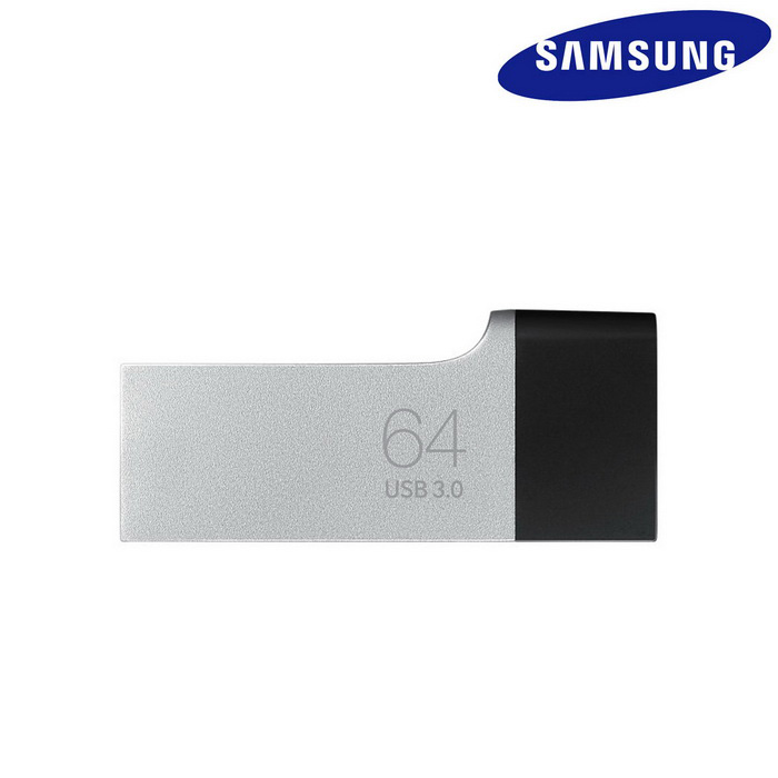 Samsung USB 3.0 DUO 64 GB flash drive - preto + prata (MUF-64CB / CN)