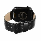"L1 BT V3.0 Smart Watch w/ 1.54"", Sensing Pedometer for IPHONE - Black"